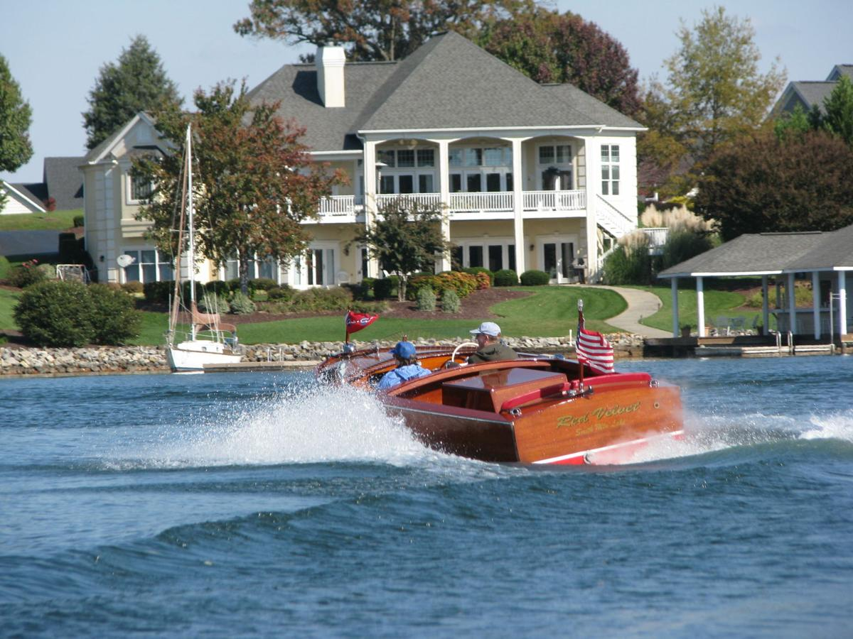 SML Chapter of the Antique and Classic Boat Society