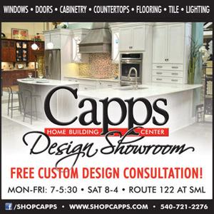 Capps Design Showroom