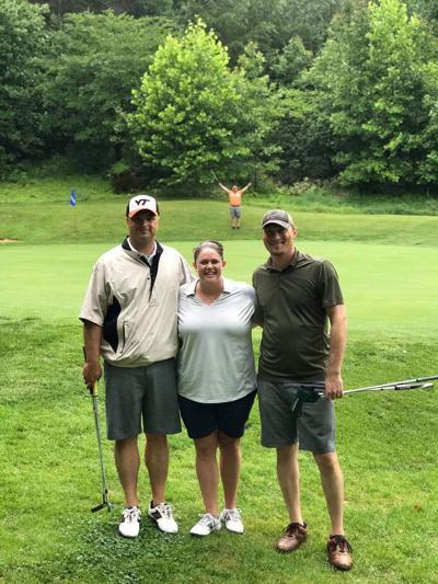 SML Invitational Golf Tournament winners