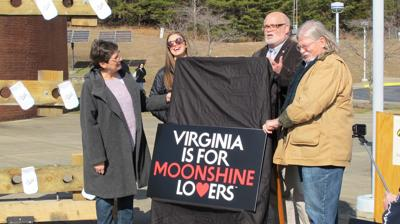 Virginia is for Moonshine Lovers