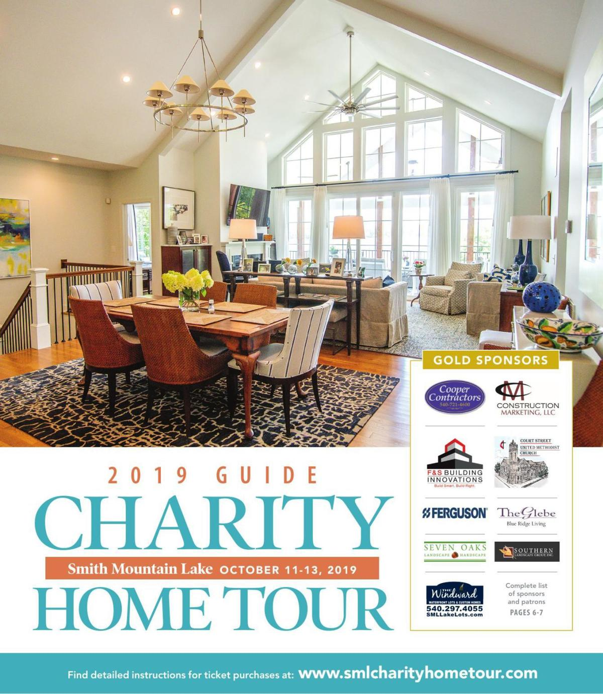 2019 SML Charity Home Tour Guide