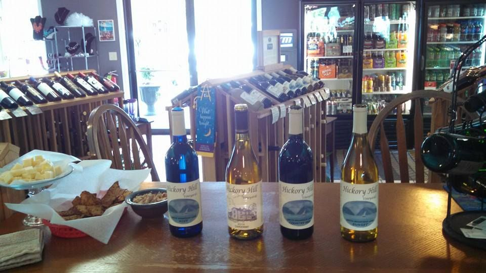 Hickory Hill Wines 2