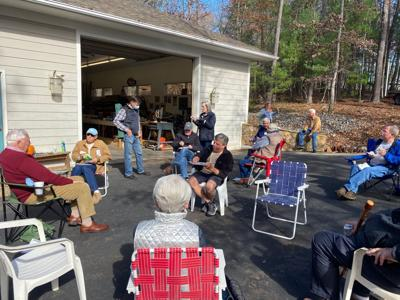 Antique boat club holds fall workshop