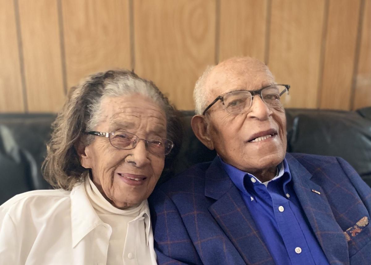 Truevine couple celebrates 80th anniversary