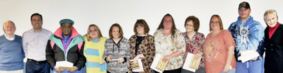 Agape program graduates sixth class