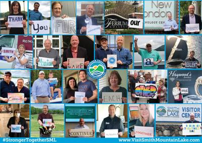 SML Regional Chamber of Commerce's #StrongerTogetherSML campaign