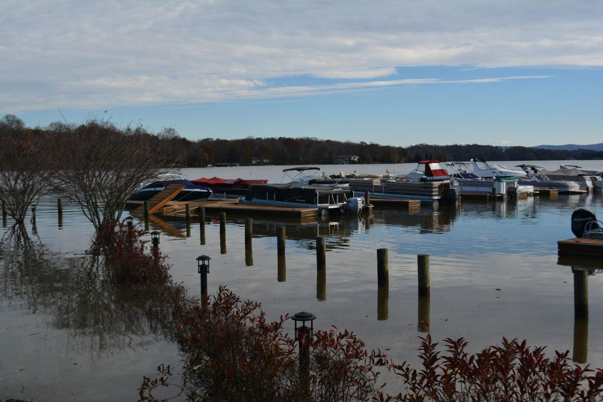 Flooding floats boats loose at Smith Mountain Lake