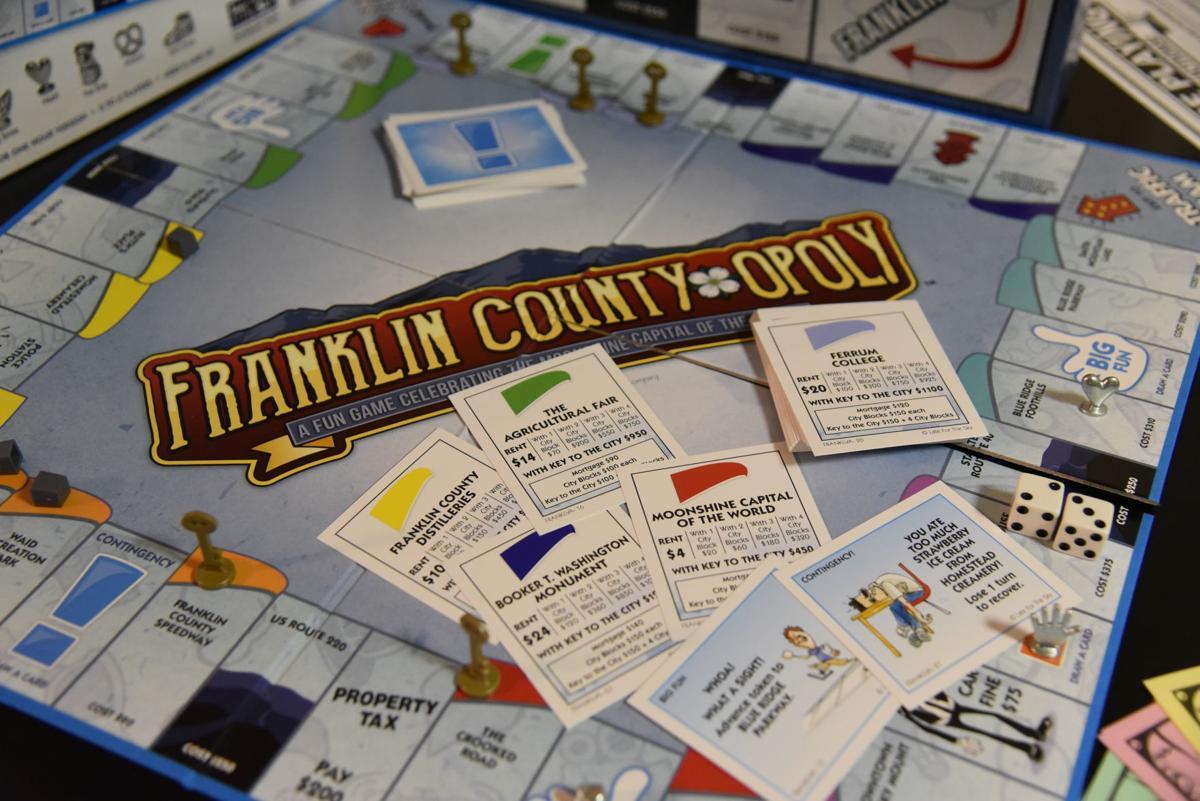 Franklin County Opoly