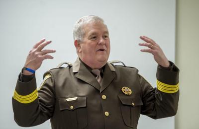 Capt. Mike Miller