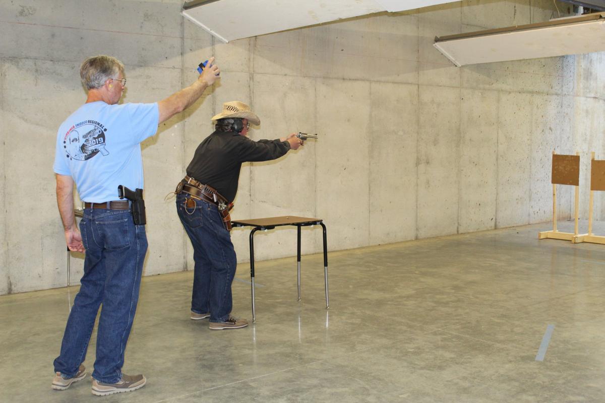 Smith Mountain Lake Pistol Shooting Association