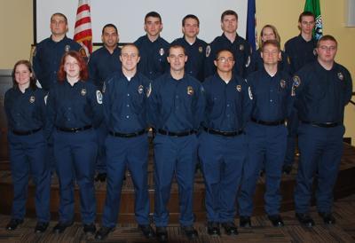 swoco fire academy 12 grads 030714