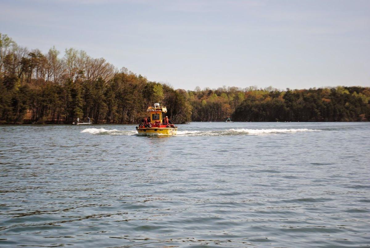SML Fireboat