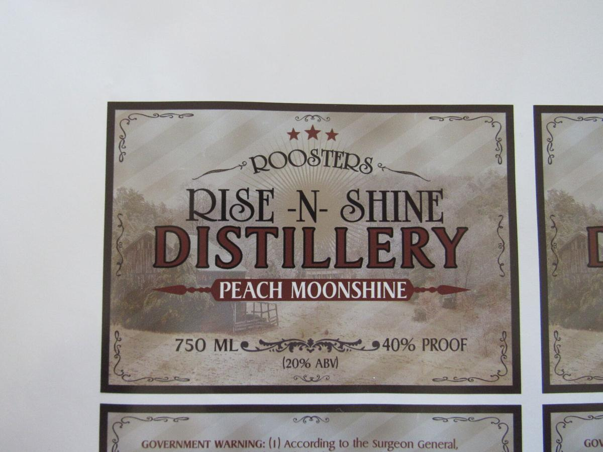 Roosters Rise-n-Shine Distillery