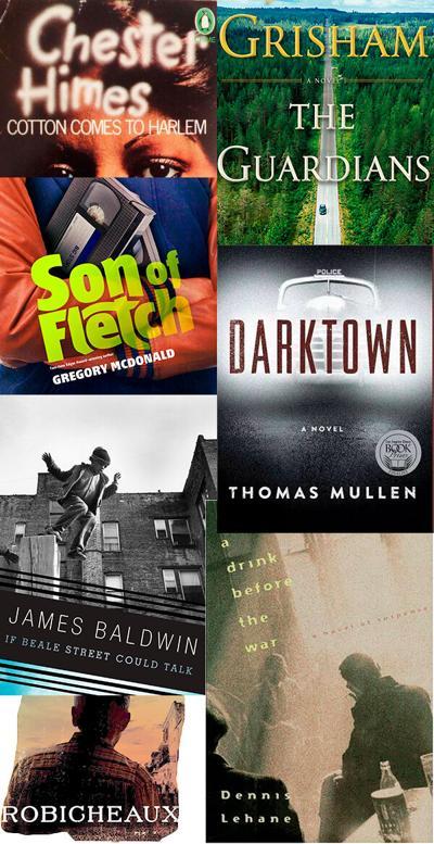 Murder, etc. Cops, Racism & Crime Fiction