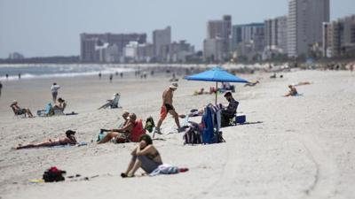 Coronavirus: Myrtle Beach reopens after COVID-19 restrictions lifted