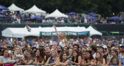 Scenes like this at the 2018 Music Midtown Festival in Atlanta won't happen this summer.