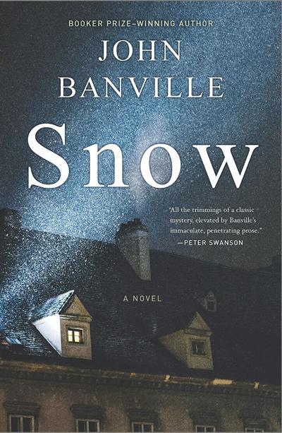 Review John Banville's Snow