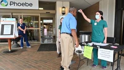 As virus spreads, a growing fear of overwhelmed Georgia hospitals