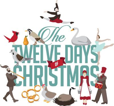"""A Mother""""s Twelve Days of Christmas"""