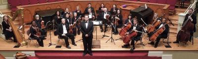 North Georgia Chamber Symphony to present three concerts