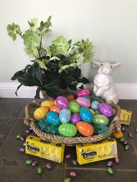 Pruitt Nursing Home residents enjoyed Easter treats.