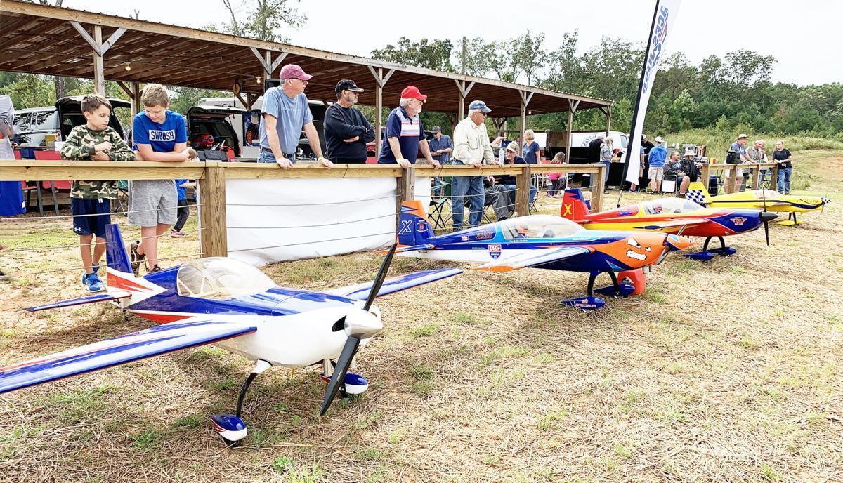 Model Airplane 1