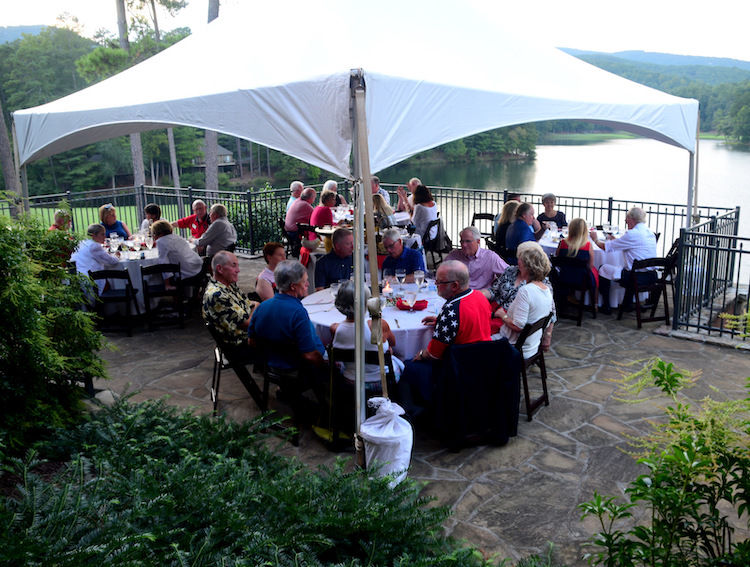 Community dinner tribute to 9/11 honors veterans, first responders