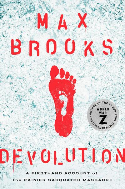 Review: Devolution by Max Brooks