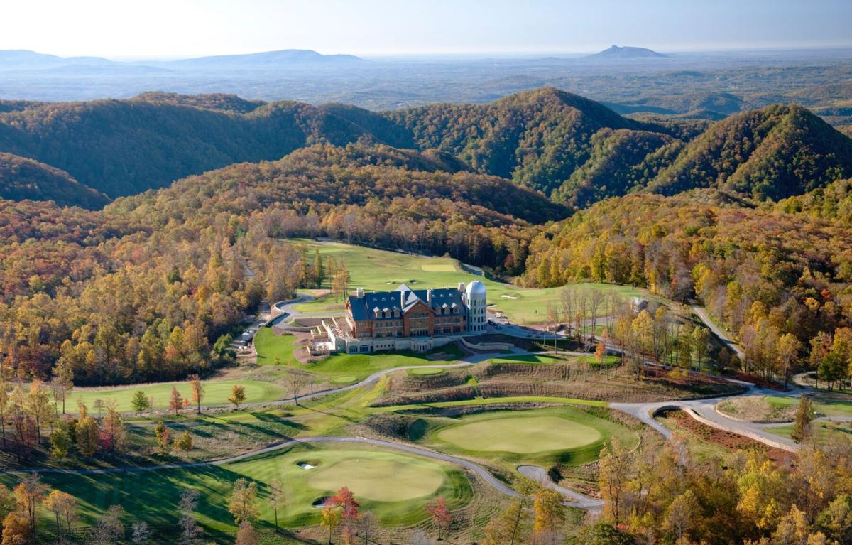 A soaring eye's view of Primland.