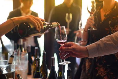 Wine Tasting to benefit Bearfoot Ranch Special Olympics equestrians