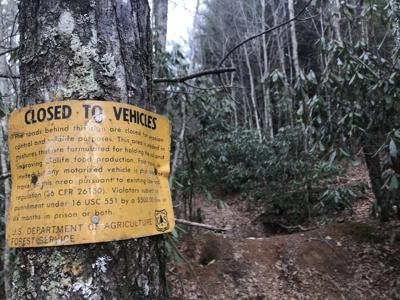 Documenting illegal trails