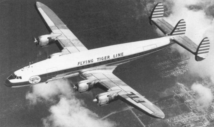 Flying Tiger Line plane 1