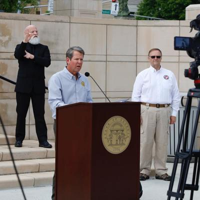 Kemp re-opens Georgia 'incrementally and safely'