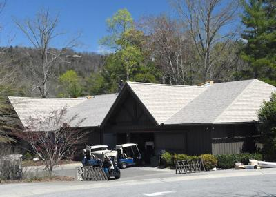 Clubhouse Roof Replacement