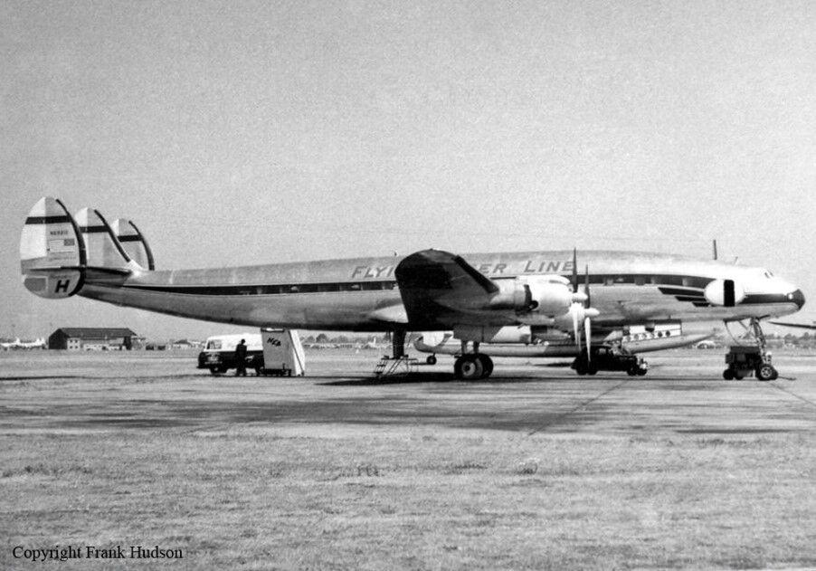 Flying Tiger Line plane 2