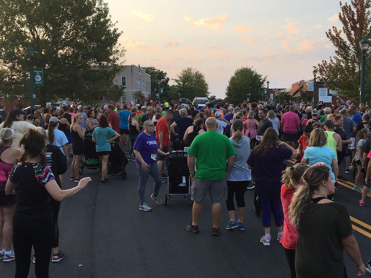Over 300 runners participate in 2019 Georgia Marble 5k