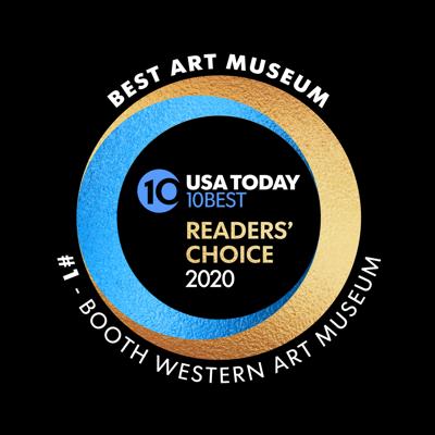"Booth Western Art Museum wins USA Today ""best art museum,"" 10 best readers' choice award"