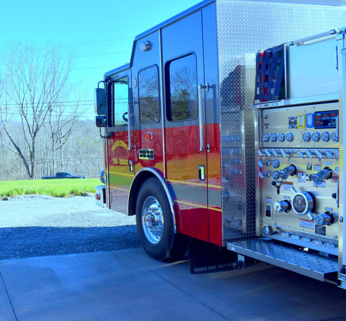 Pickens County opens new fire station in Tate