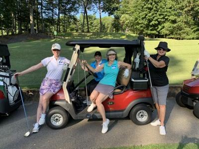 Big Canoe golf ladies