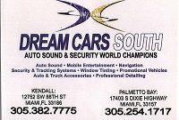 Dream Cars South Inc
