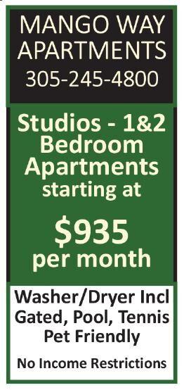 Mango Way Apartments