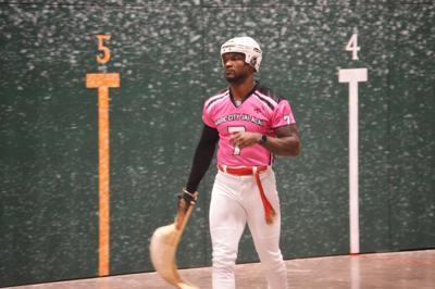Southridge alum and NFL veteran Tanard Davis has changed his athletic focus to jai alai.
