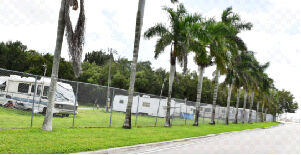 Florida City Camp Site and RV Park will be closing, as it's been sold for creation of a new development with housing and retail.