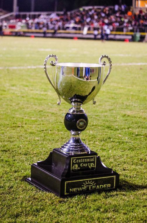 Centennial Cup 2014 Trophy