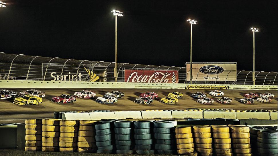 NASCAR championship at Homestead 2017