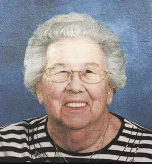 Obituary - Betty Thompson Scronce