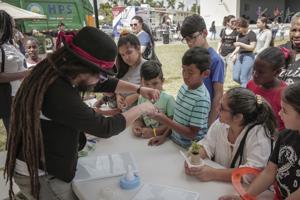 All ages enjoyed the 2018 Homestead Eco Fair.