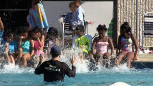 As important as it is for children to learn to swim, the YMCA has adult lessons, too.