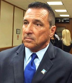 Former Homestead Mayor Steve Bateman