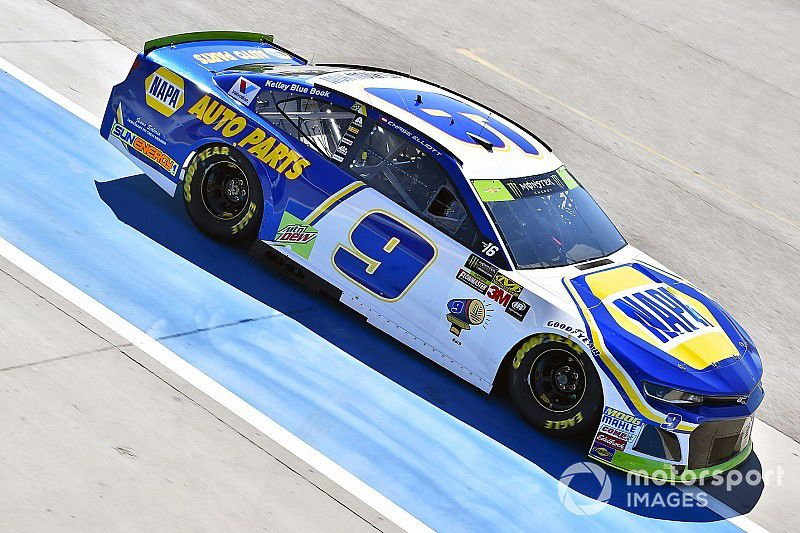 Chase Elliott needs a win at Kansas this weekend.	     						Photo: motorsport